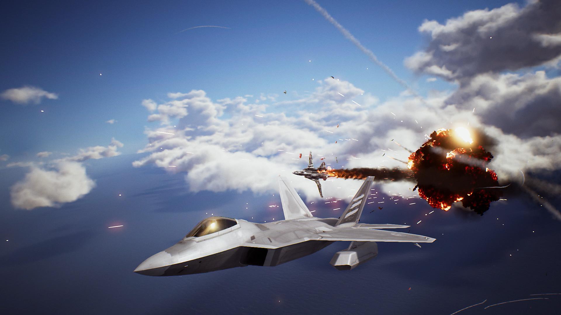 Ace Combat 7 Tech Princess