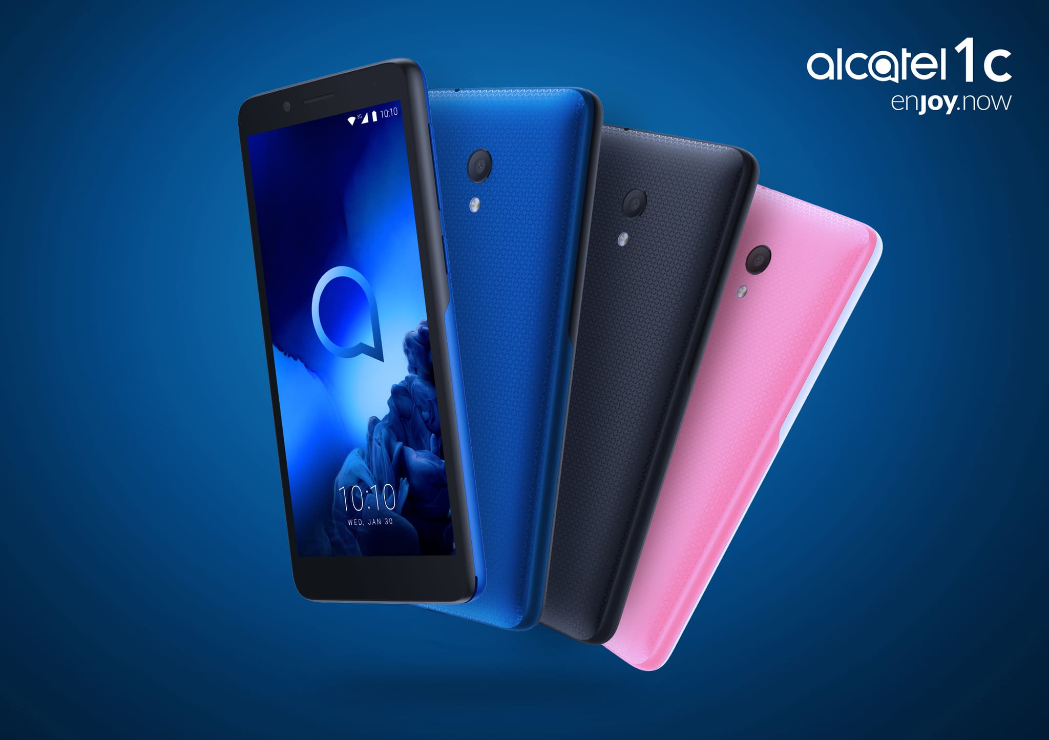 TCL Communication presenta la nuova serie Alcatel 1 | CES 2019 thumbnail