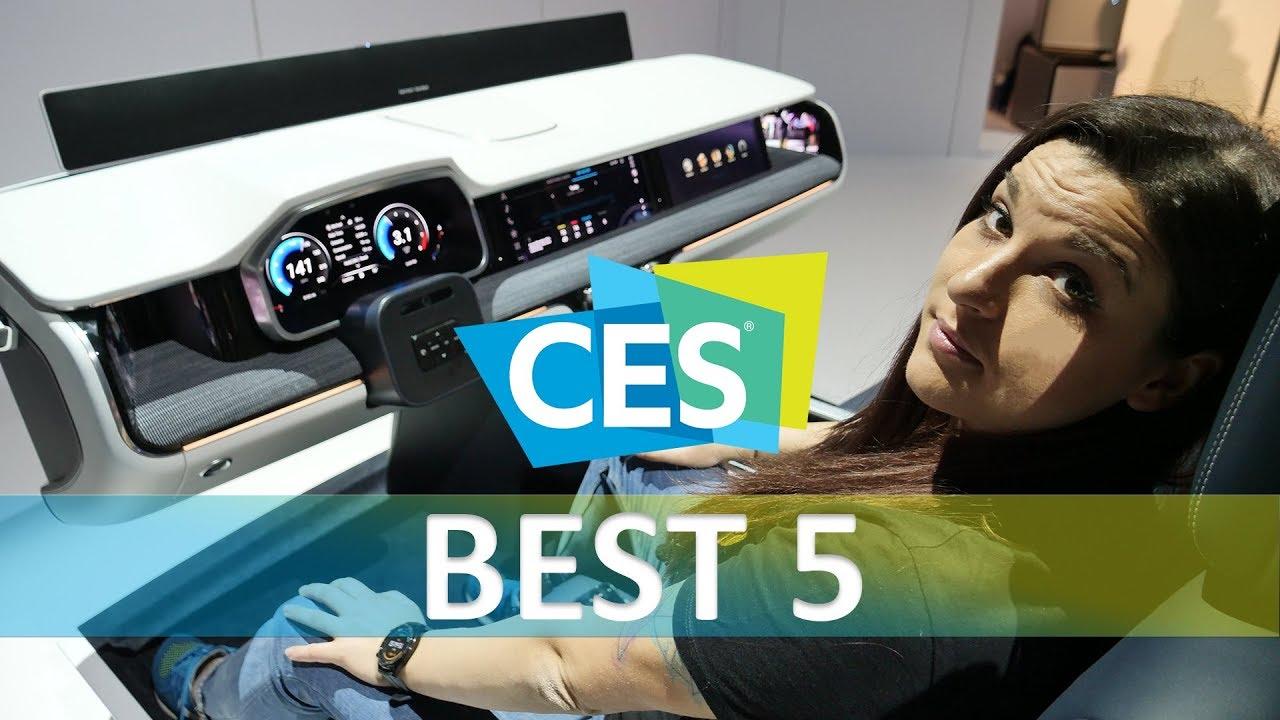 I 5 prodotti migliori del CES 2019 di Las Vegas thumbnail
