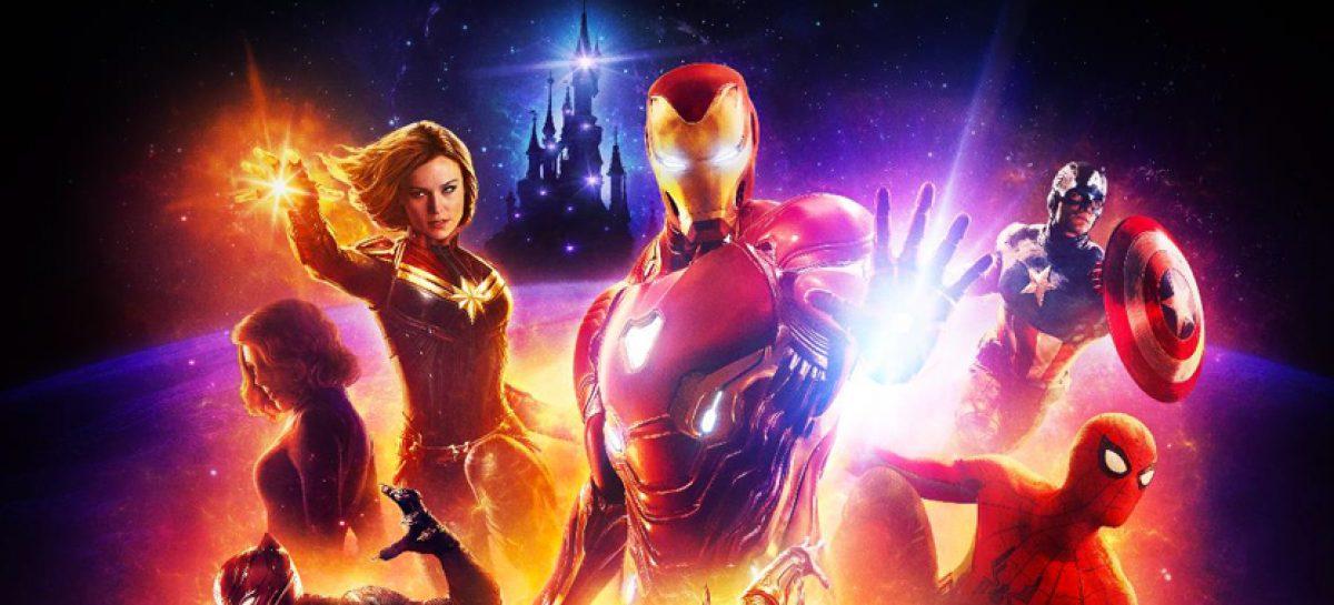 Disneyland Paris: arrivano Captain Marvel e Groot! thumbnail