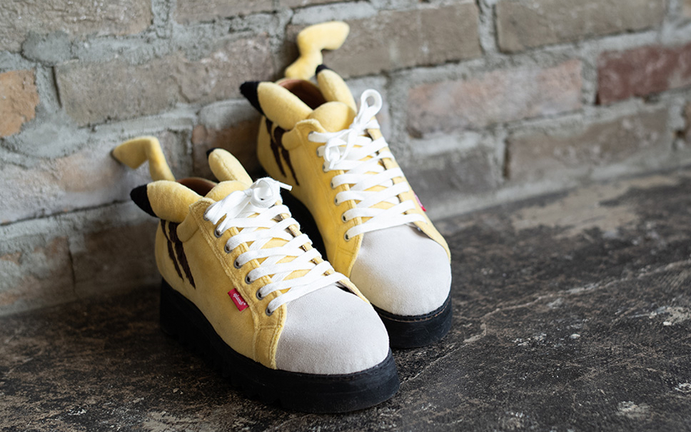 Glamb Pikachu Sneakers Tech Princess