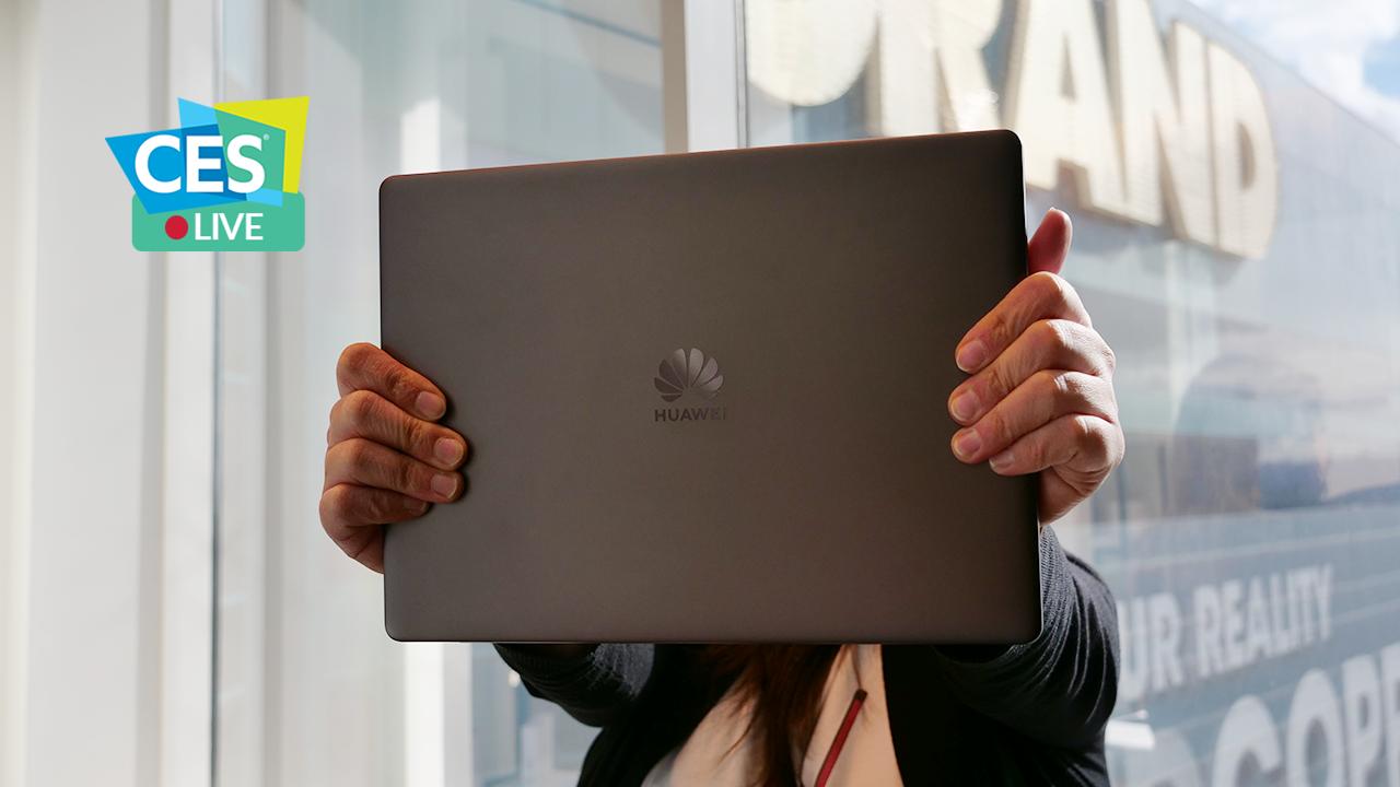 Huawei MateBook 13 ufficiale: caratteristiche, prezzo e disponibilità | CES 2019 thumbnail