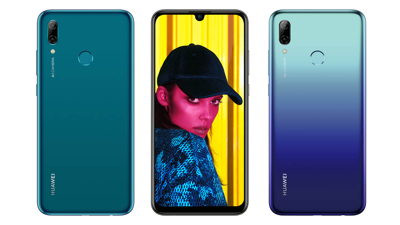 Huawei P Smart 2019: avrà un display top di gamma e doppia camera AI thumbnail