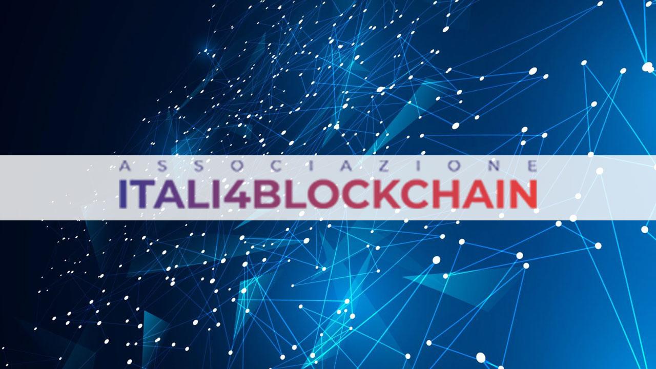 Italia4Blockchain: l'associazione di categoria italiana del comparto blockchain thumbnail