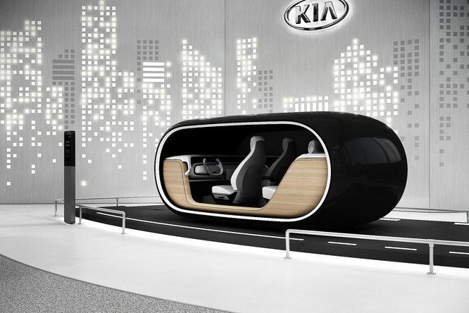 KIA e MIT sviluppano la guida autonoma emozionale | CES 2019 thumbnail