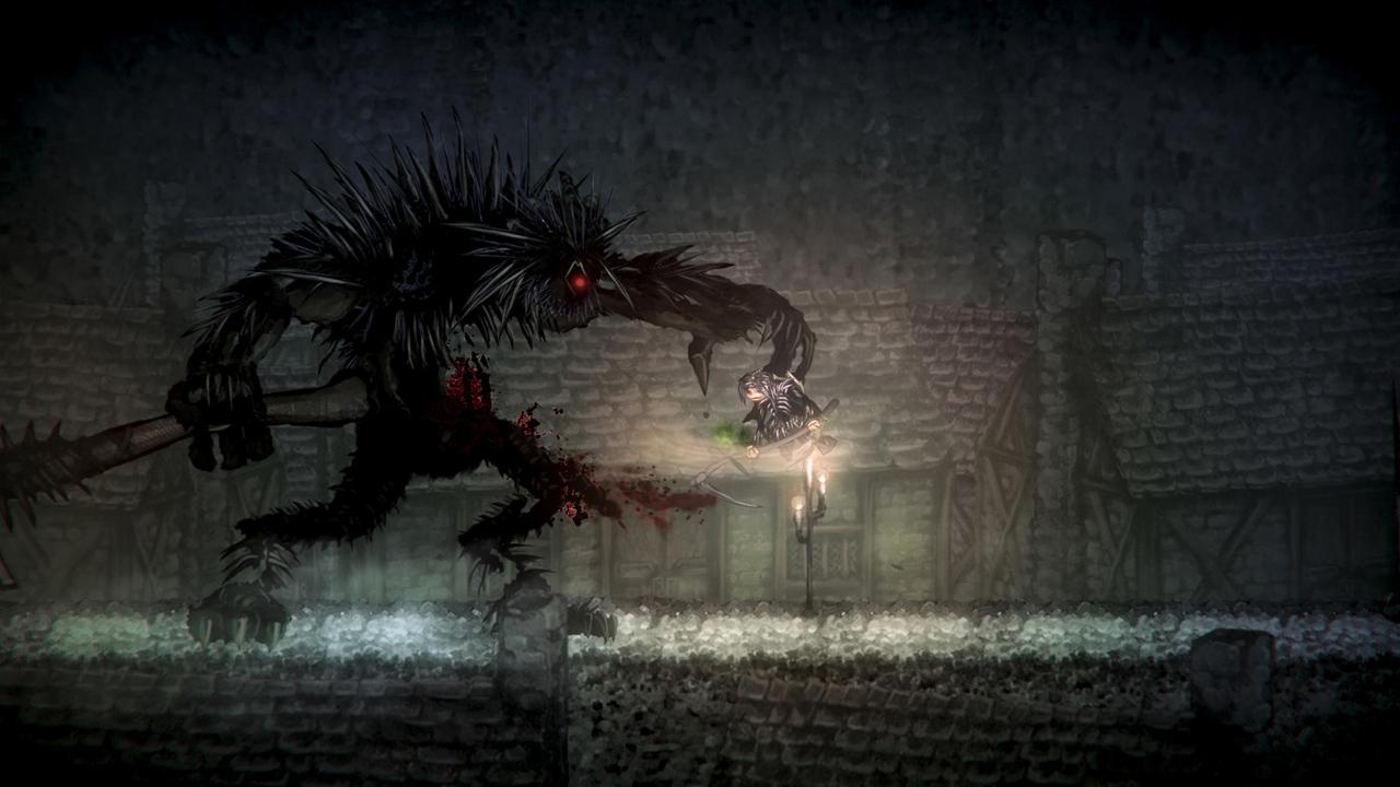 Salt and Sanctuary: l'arrivo su Xbox One è previsto per il 6 febbraio thumbnail
