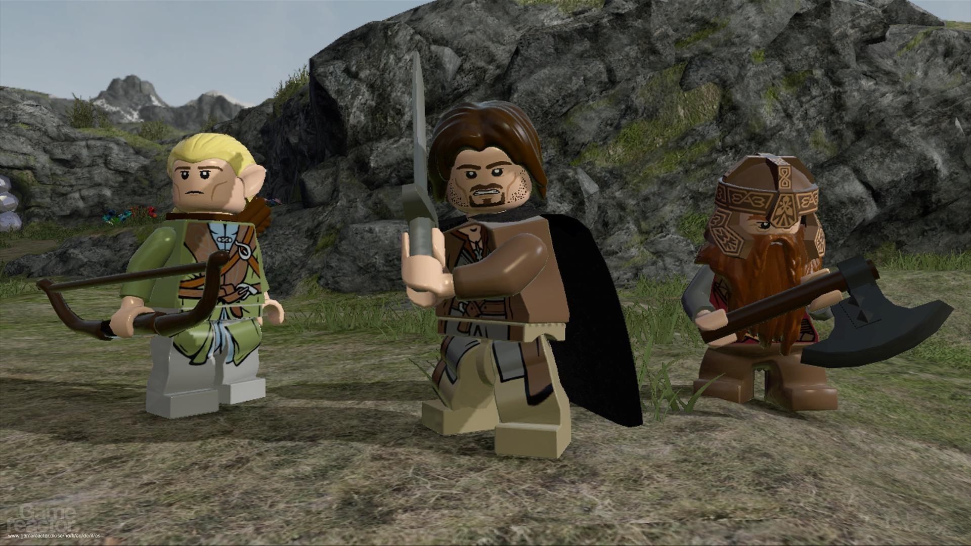 LEGO Signore degli Anelli Tech Princess
