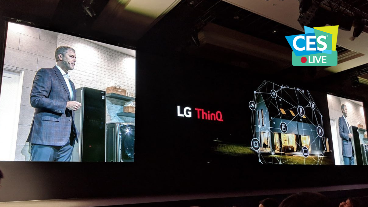 Intelligenza artificiale utente centrica: questo è il futuro di LG | CES 2019 thumbnail