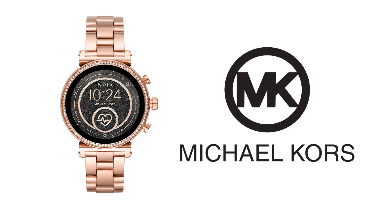Sofie 2.0, il nuovo smartwatch di Michael Kors thumbnail