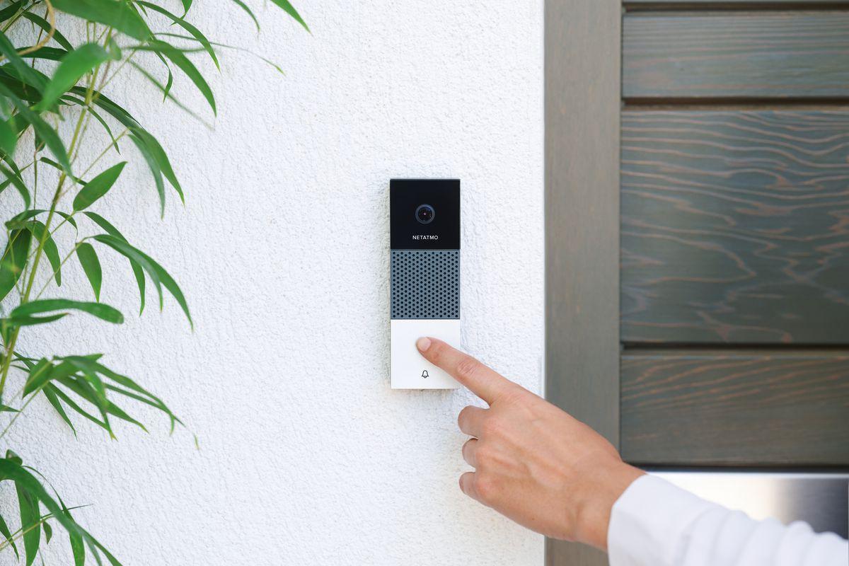Netatmo presenta il campanello intelligente con videocamera | CES 2019 thumbnail