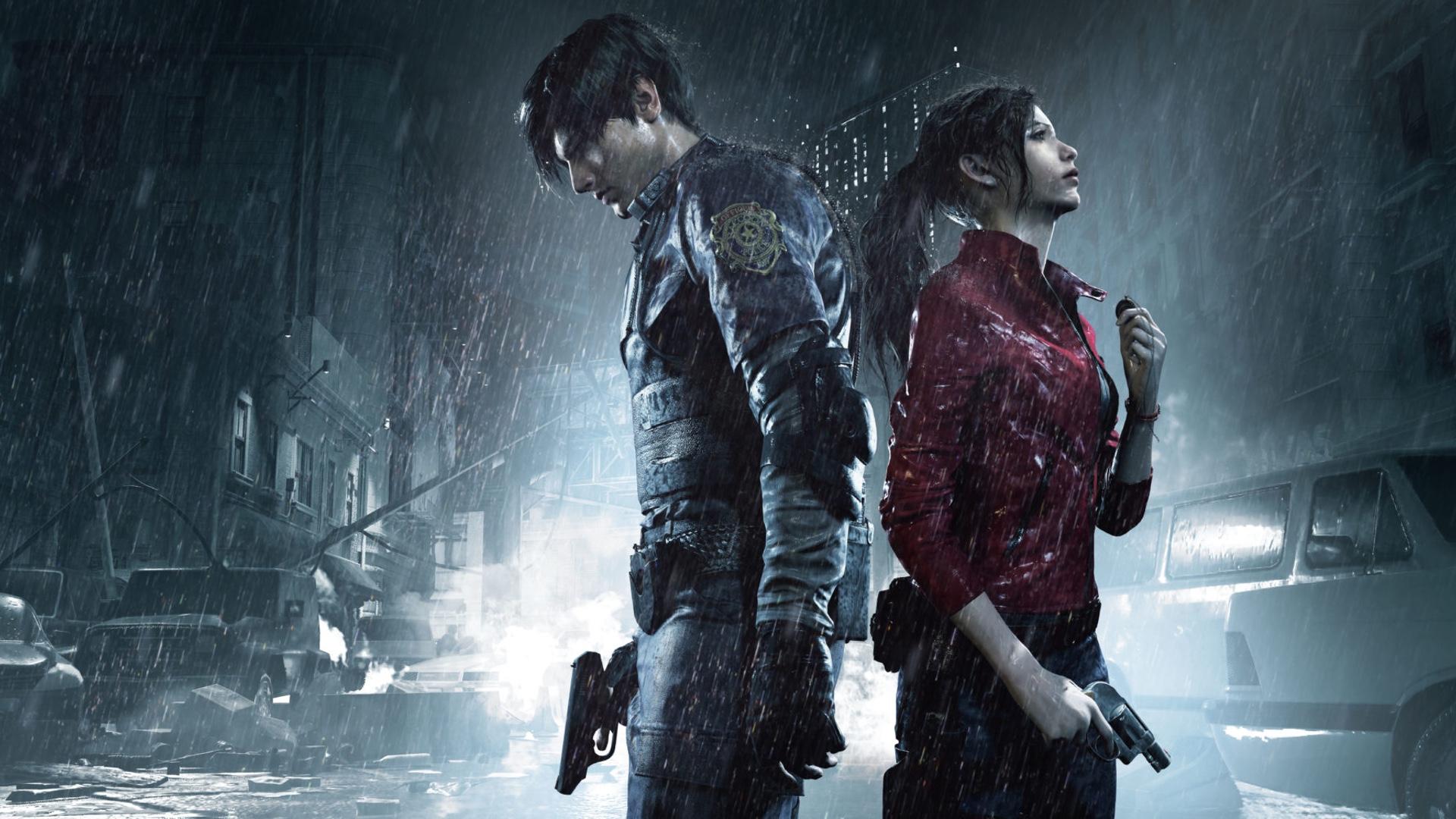 Netflix Resident Evil Tech Princess