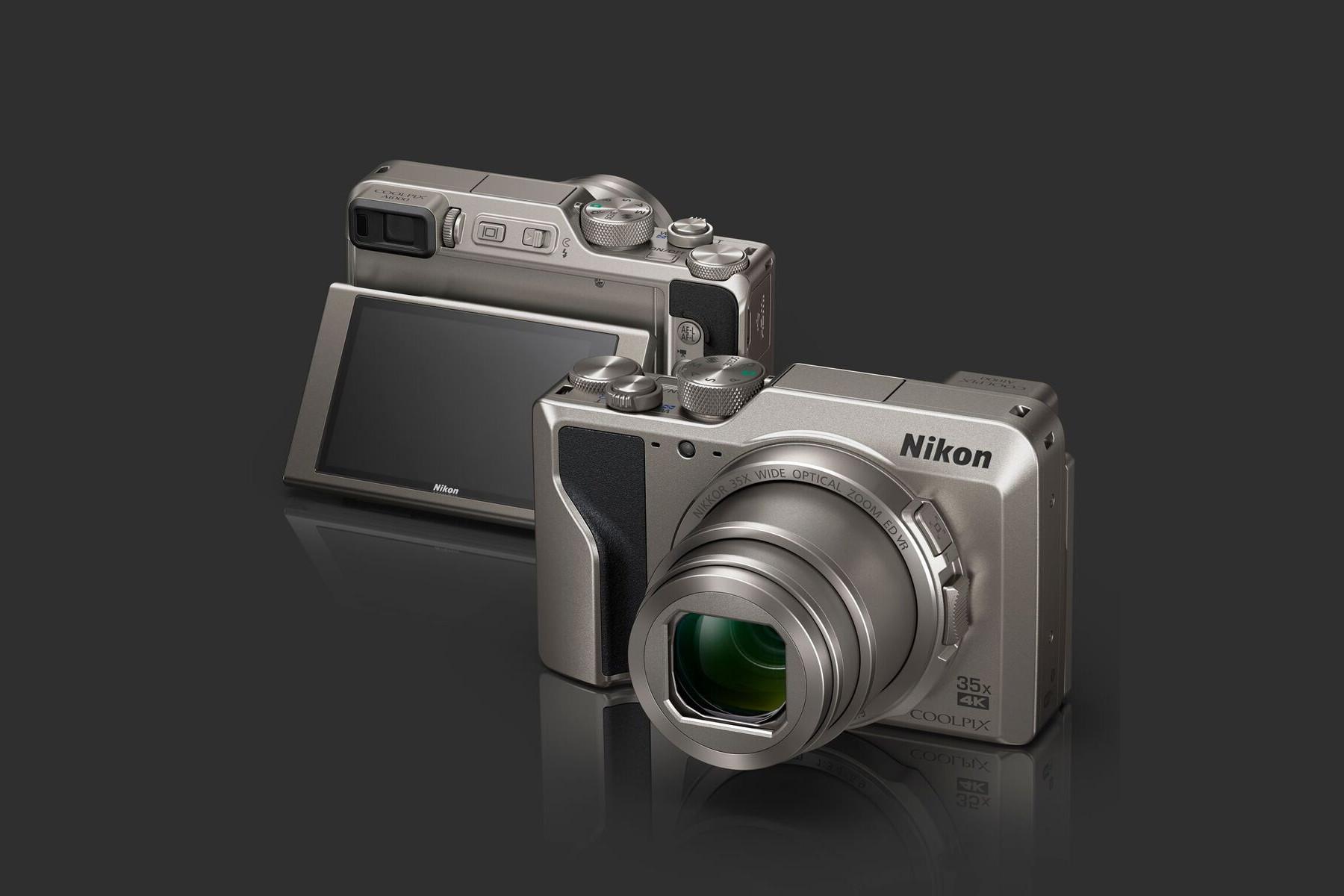 Nikon Coolpix: le nuove compatte con ottiche Nikkor super-zoom thumbnail