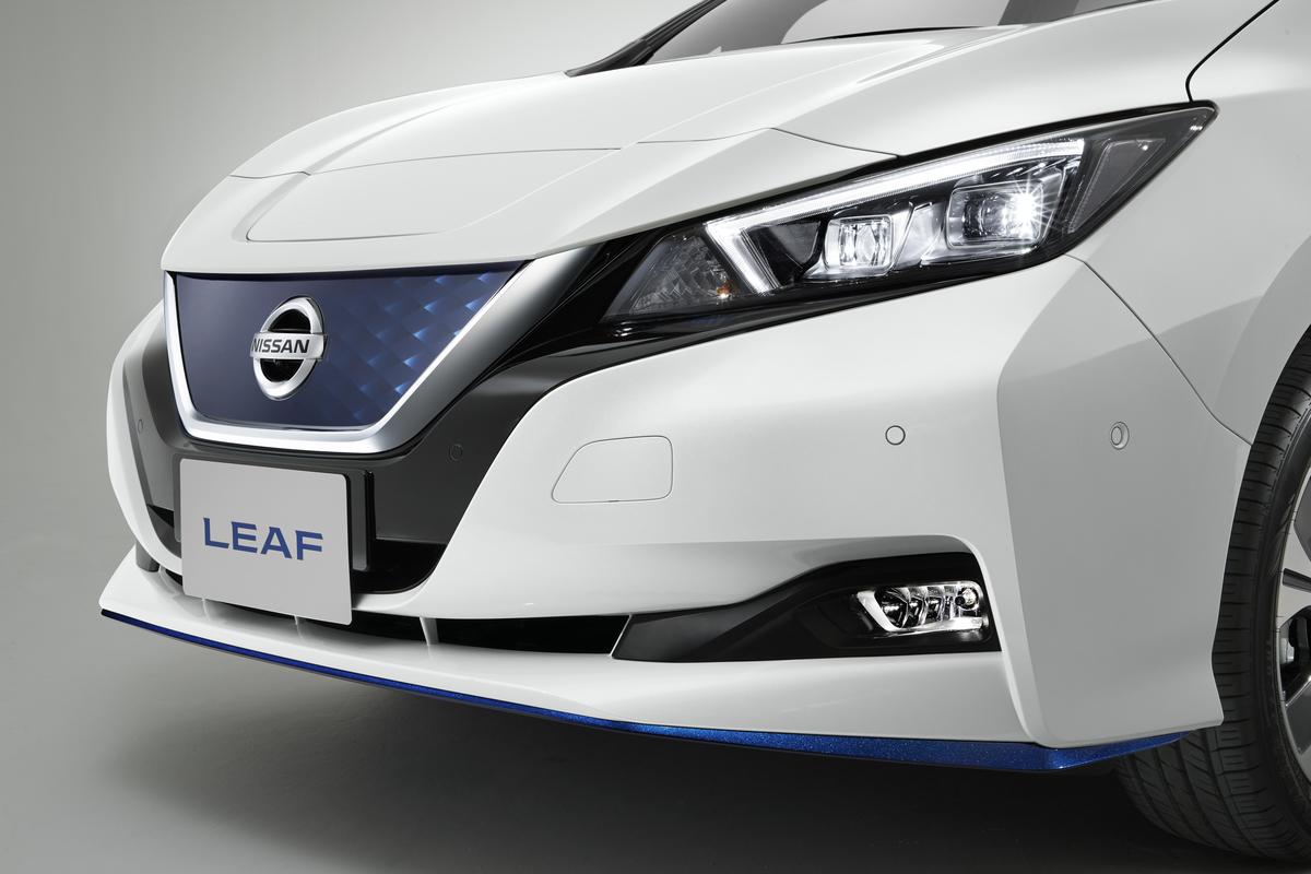 Nissan Leaf 3 ZERO