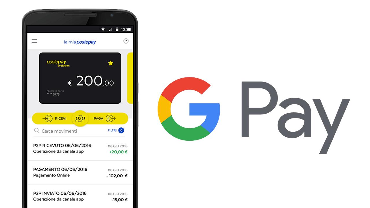 PostePay: arrivano la compatibilità con Google Pay e i nuovi servizi Postepay+ thumbnail