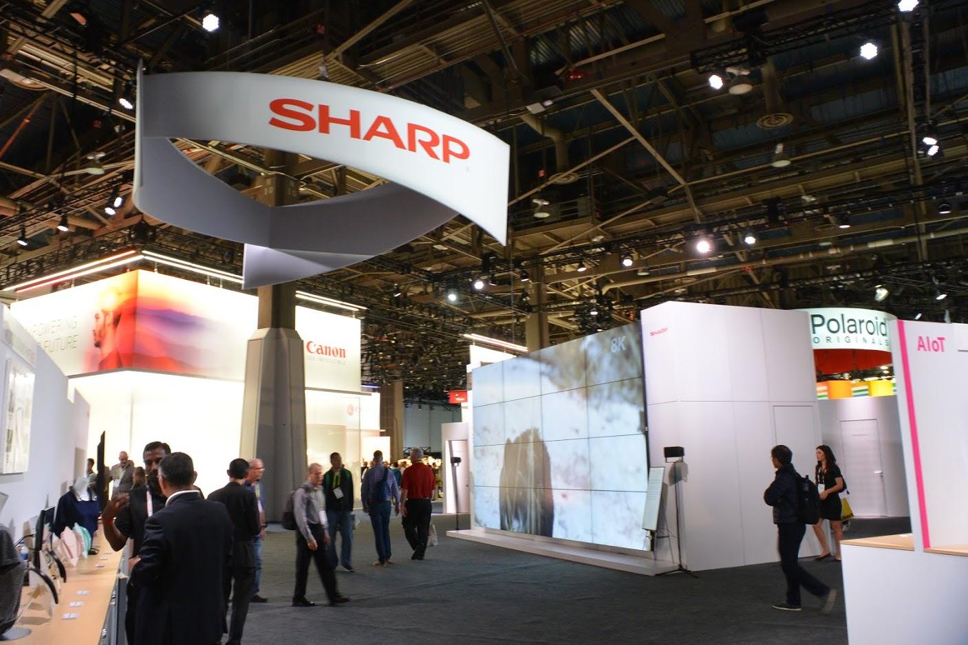 Sharp: di nuovo al CES dopo 4 anni | CES 2019 thumbnail