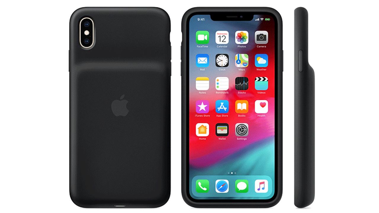 La batteria del vostro iPhone non dura abbastanza? Arrivano i nuovi Smart Battery Case thumbnail