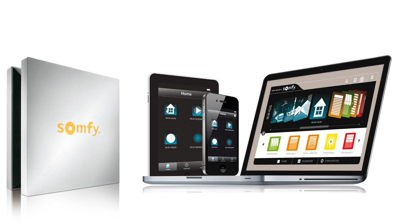 Somfy punta tutto sulla smart home   CES 2019 thumbnail