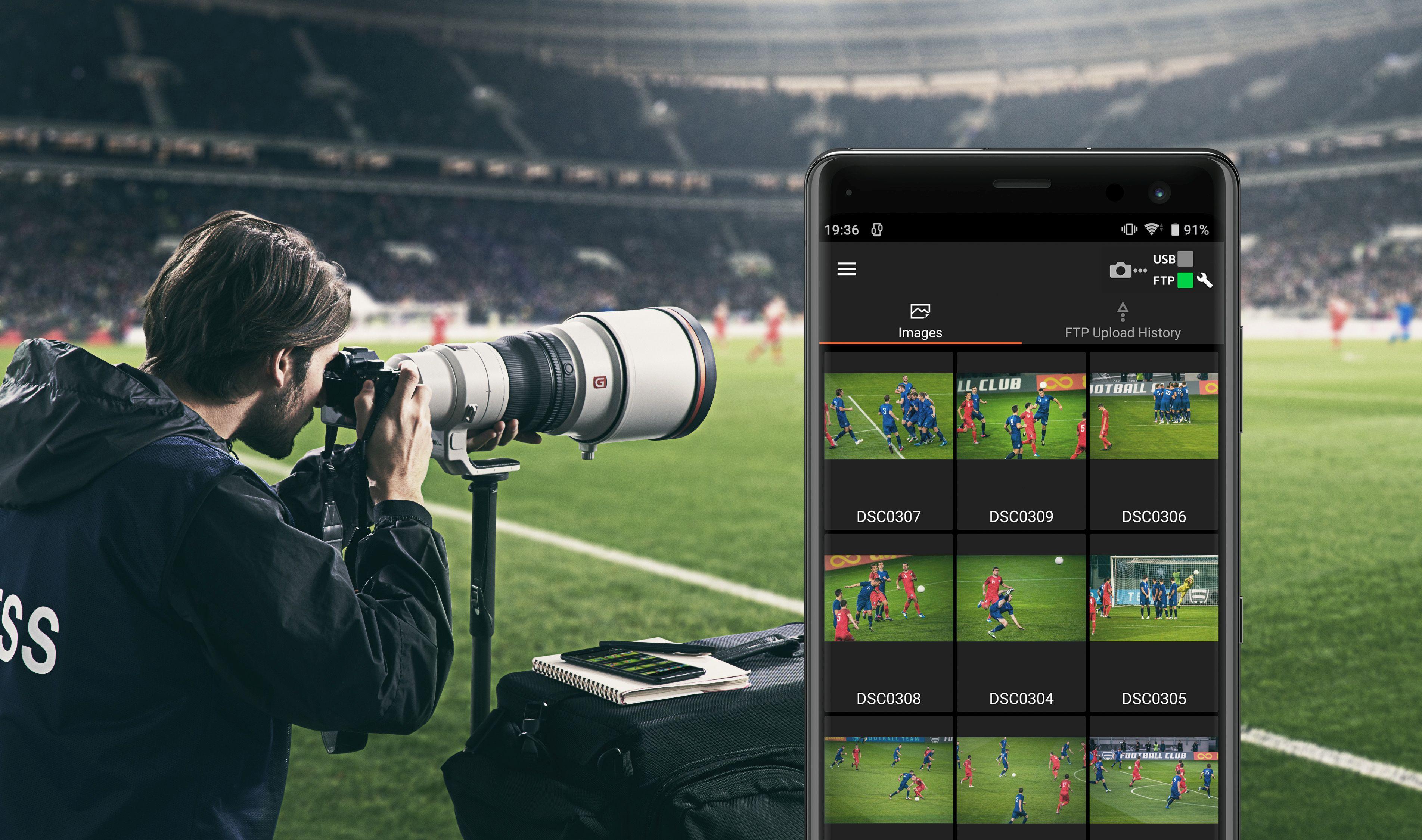 Sony amplia le possibilità creative con il nuovo software Imaging Edge thumbnail