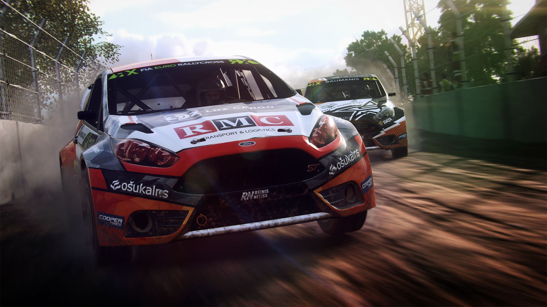 dirt rally 2.0 World RX Esports Invitational Championship