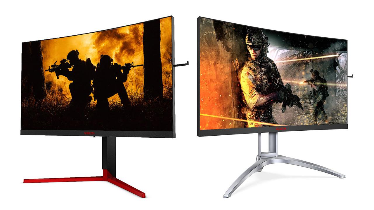AOC presenta i nuovi monitor curvi AGON3 thumbnail