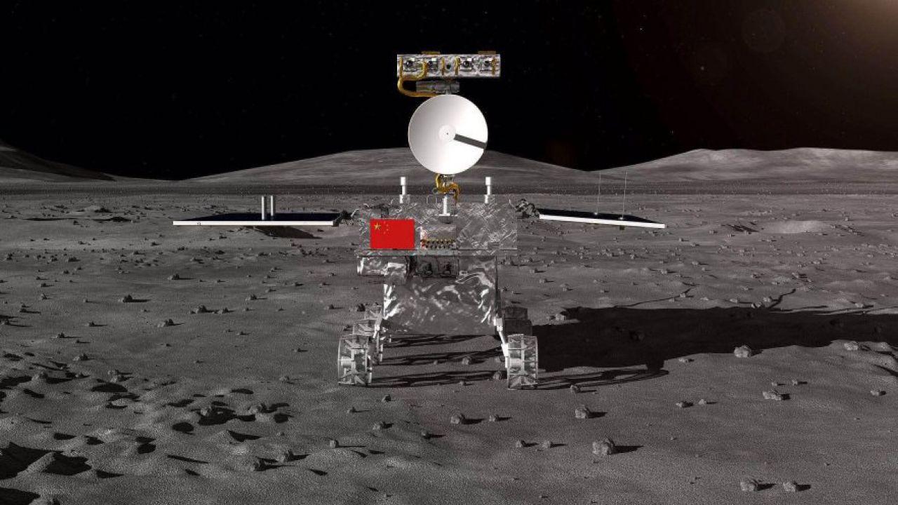 Chang'e-4: la Cina raggiunge la faccia nascosta della Luna thumbnail