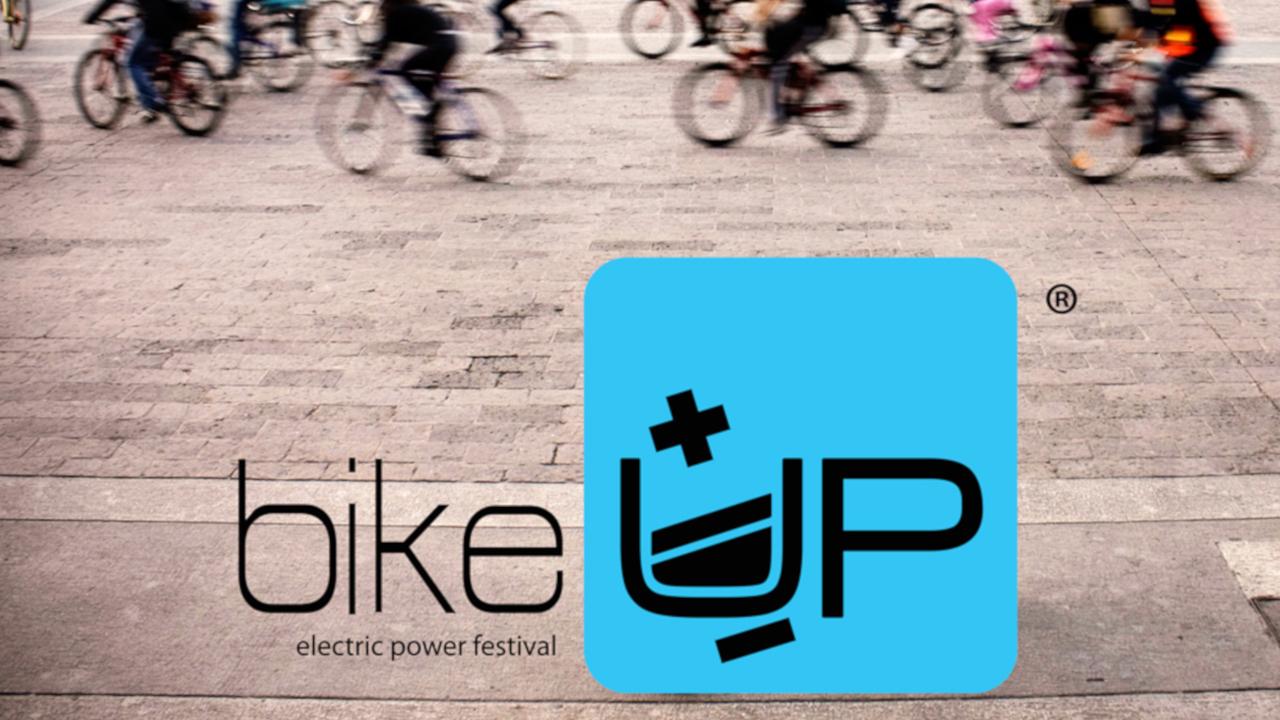 BikeUP: il festival delle biciclette elettriche invade Bergamo thumbnail