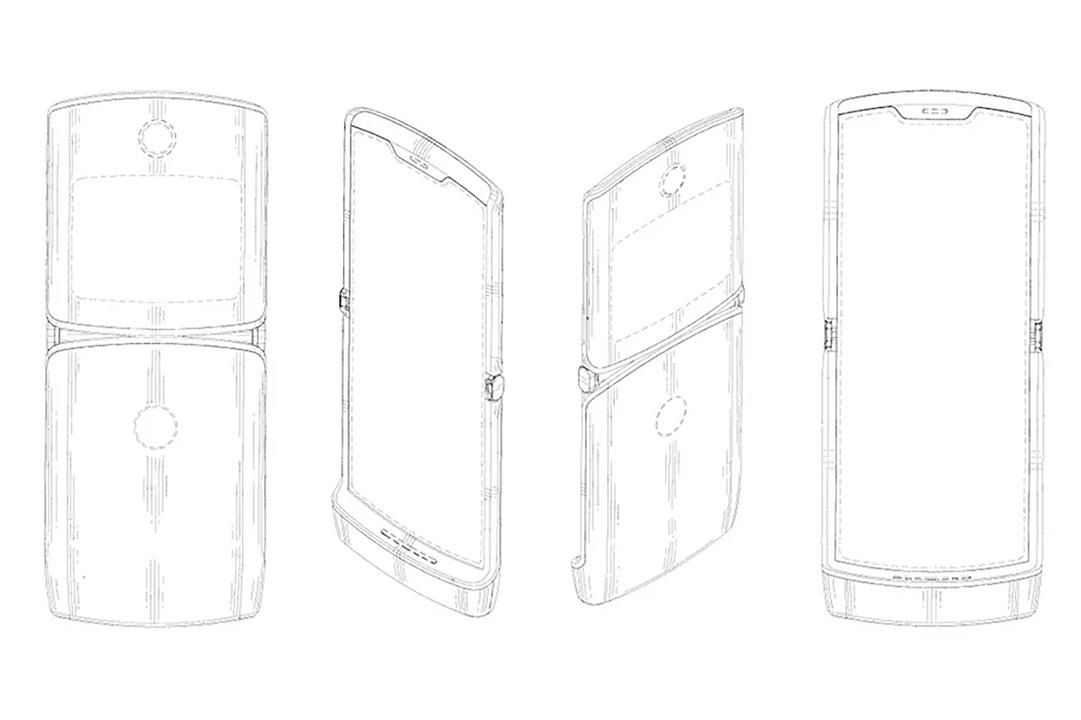 Motorola: torna la linea RAZR con i brevetti del primo smartphone pieghevole thumbnail