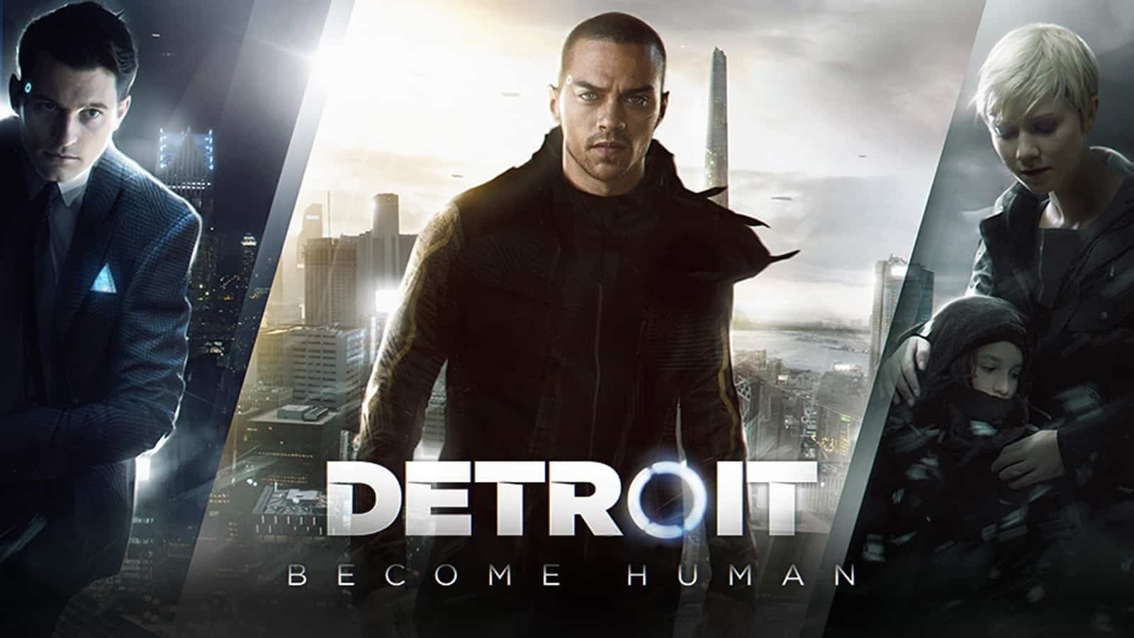 PlayStation Plus Detroit Become Human
