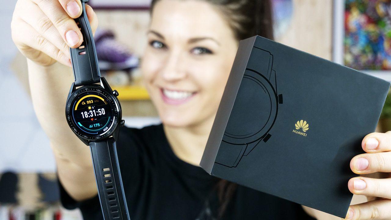 Huawei Watch GT: recensione dello smartwatch con batteria quasi infinita thumbnail