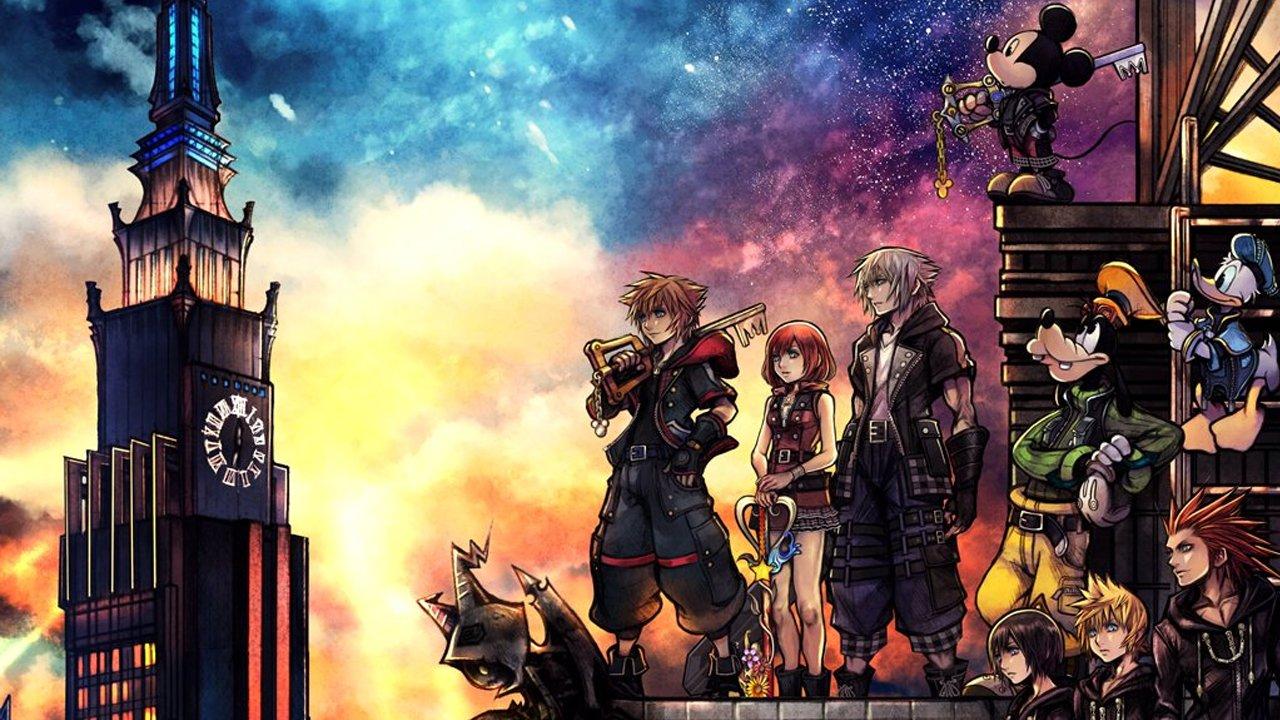 Kingdom Hearts III: disponibile il brano d'apertura thumbnail