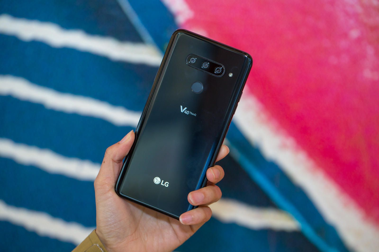 Android Pie in arrivo su LG V40 ThinQ thumbnail