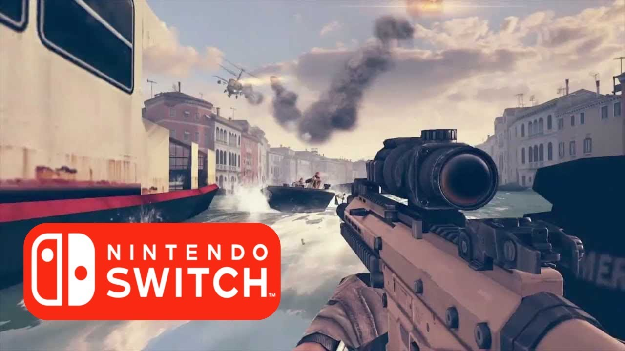 Modern Combat Blackout arriva su Nintendo Switch thumbnail