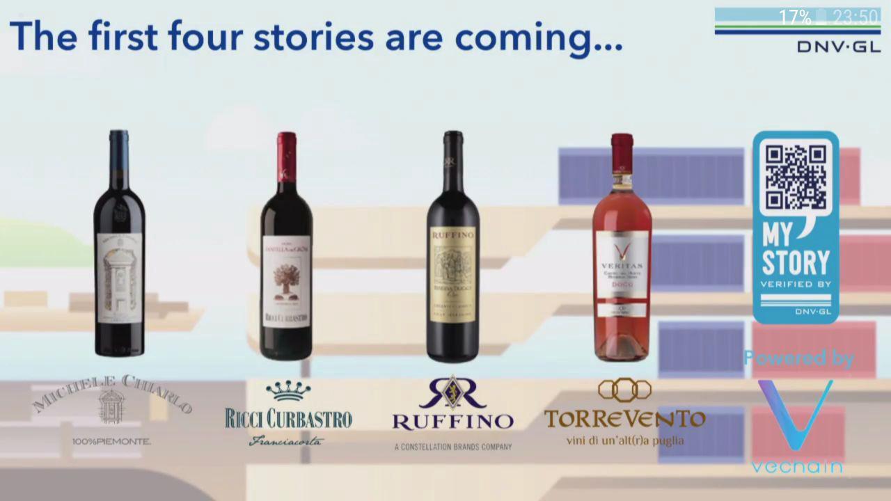MyStory, le etichette di vino smart che sfruttano la blockchain thumbnail