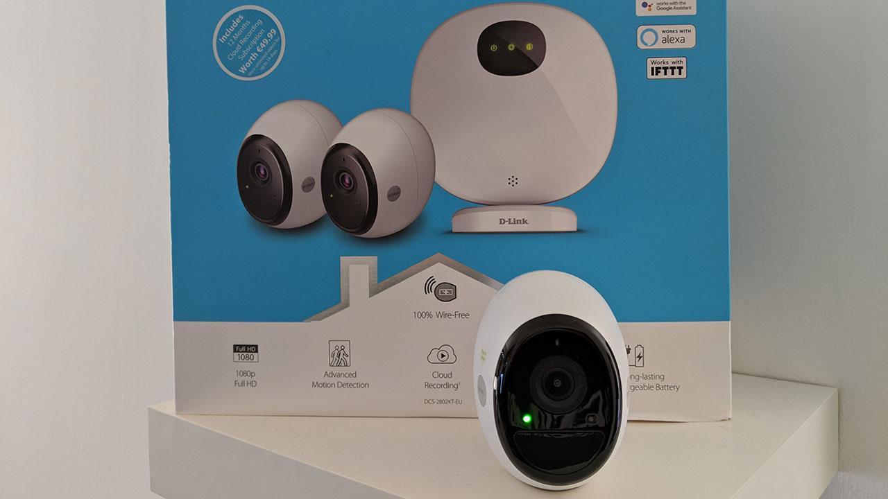 Recensione mydlink Pro Wire‑Free Camera Kit: il sistema di sorveglianza di D-Link thumbnail