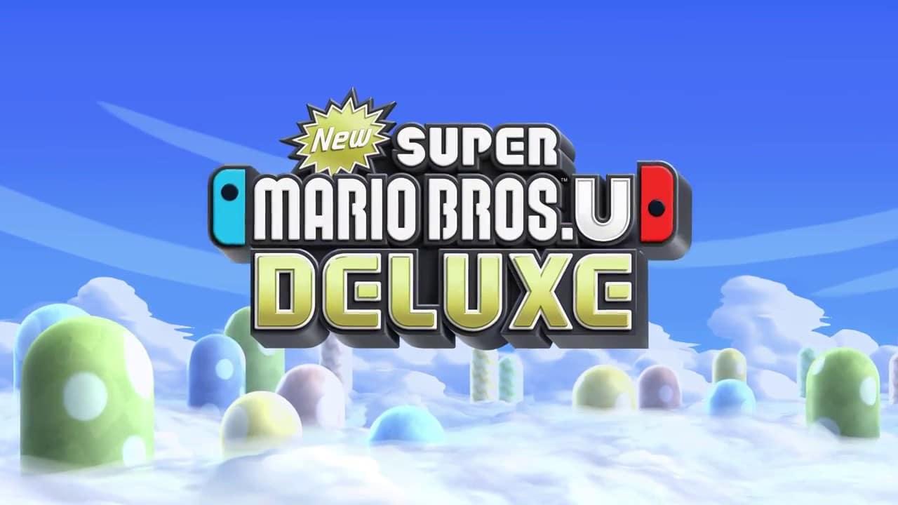 New Super Mario Bros. U Deluxe: Mario ritorna in una veste (quasi) nuova thumbnail