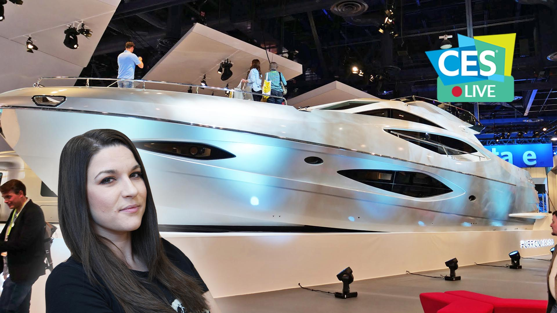 Adonis: lo smart yacht e extralusso con intelligenza artificiale di Furrion | CES 2019 thumbnail
