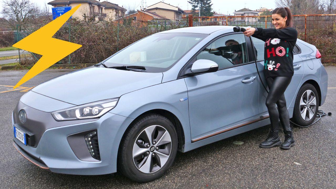 Hyundai Ioniq Full Electric: test drive dell'elettrica targata Hyundai. Come se la cava? thumbnail