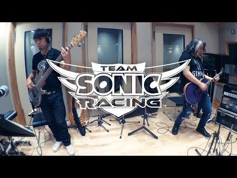 Team Sonic Racing: ecco il making of della colonna sonora thumbnail