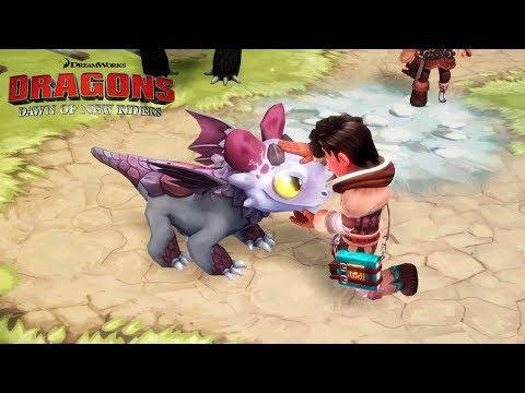 """""""DreamWorks Dragons L'alba dei nuovi cavalieri"""" arriva su console thumbnail"""