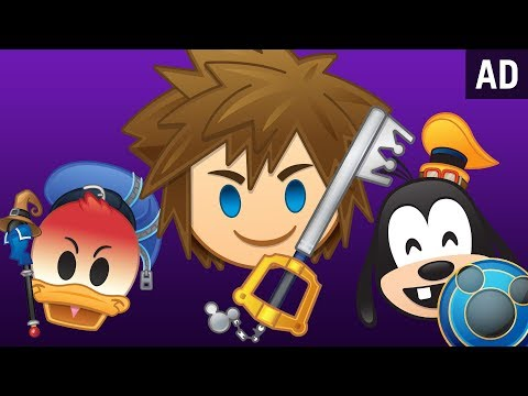 Kingdom Hearts III festeggia l'uscita mondiale con i simpatici Emoji Disney! thumbnail