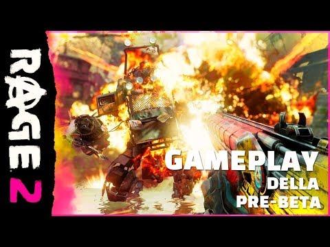 Rage 2: 9 minuti di gameplay per scoprirne le caratteristiche thumbnail