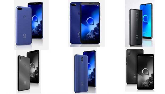 Alcatel: 6 dispositivi in arrivo per il MWC 2019 thumbnail