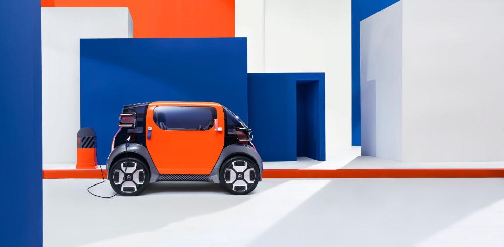 Ami One Concept: il futuro elettrico, compatto e smart thumbnail