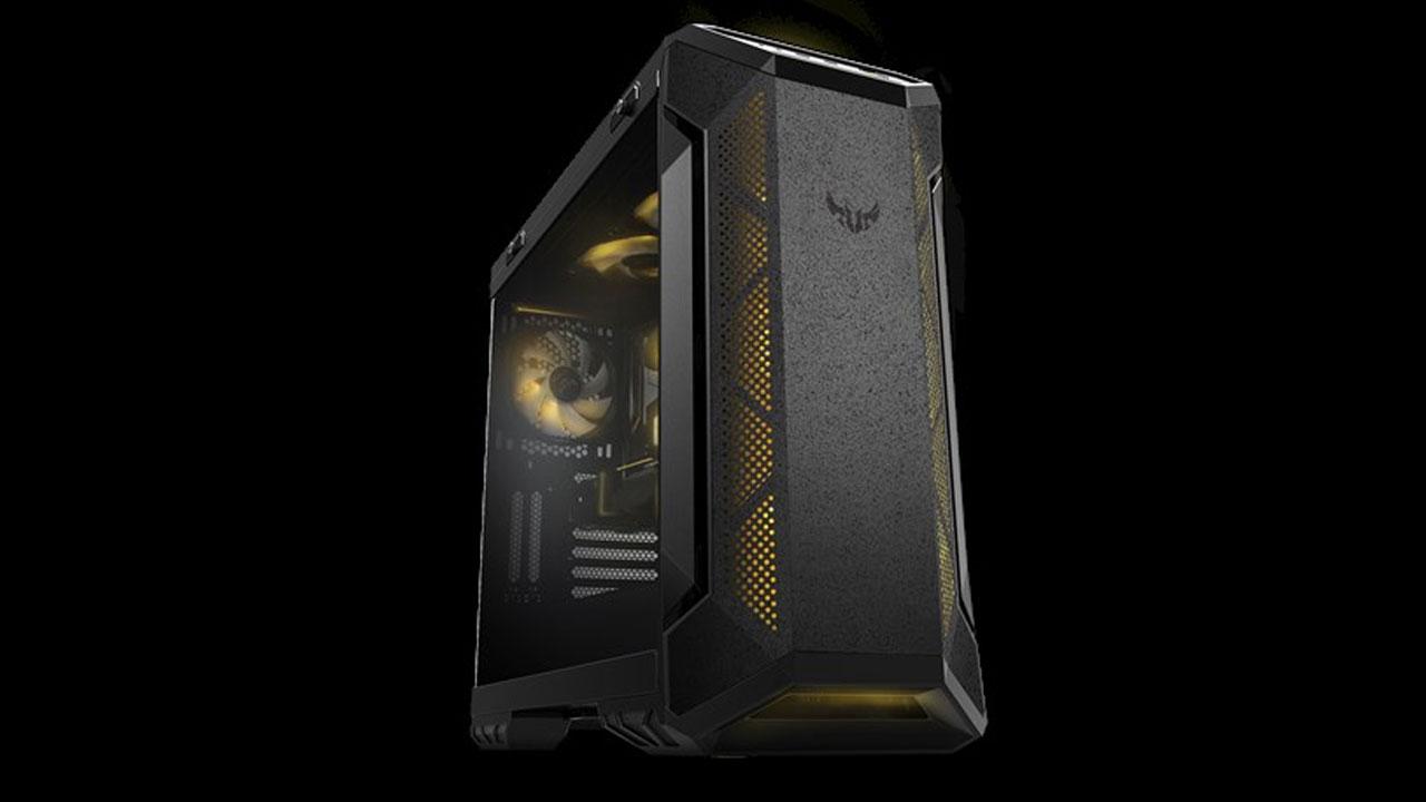Asus TUF Gaming GT501: aspetto aggressivo e grande qualità costruttiva thumbnail