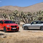BMW X3 X4 Competition