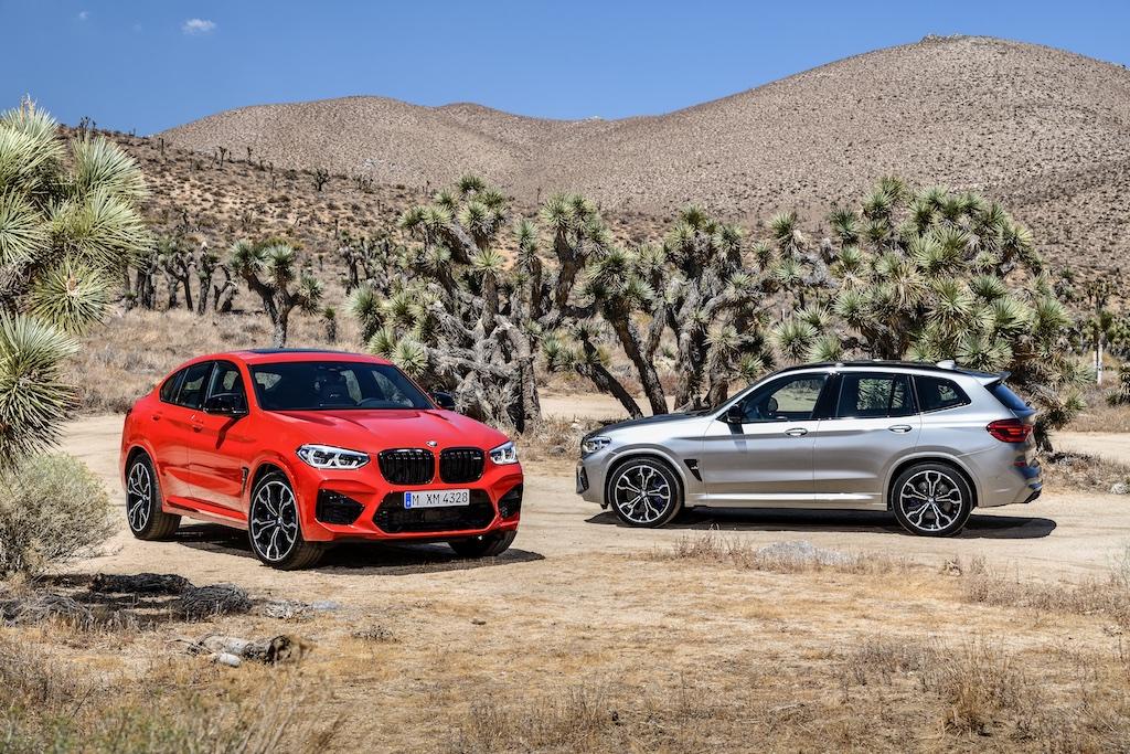 Nuove BMW X3 M e BMW X4 M Competition thumbnail