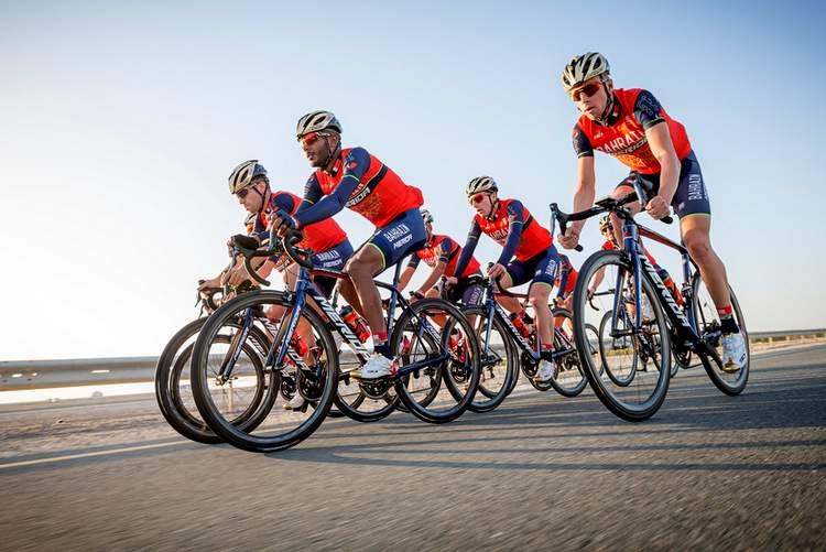 Smartphone Nokia per il team Bahrain Merida Pro Cycling thumbnail