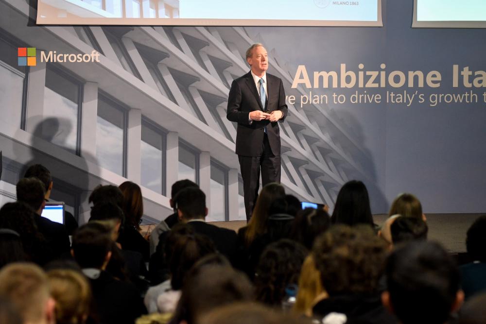 """Microsoft presenta """"Ambizione Italia per la Scuola"""" thumbnail"""