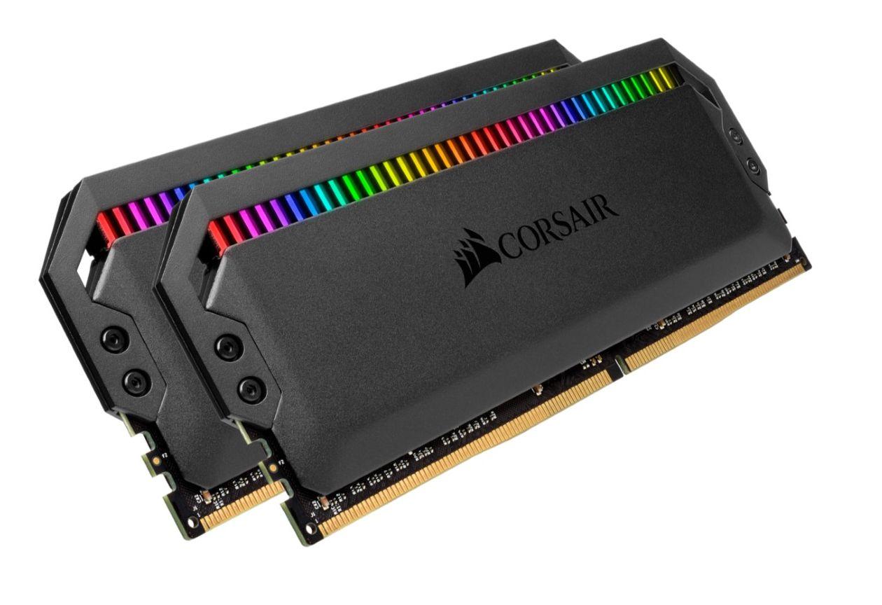 Corsair Dominator Platinum RGB, e la RAM si colora thumbnail