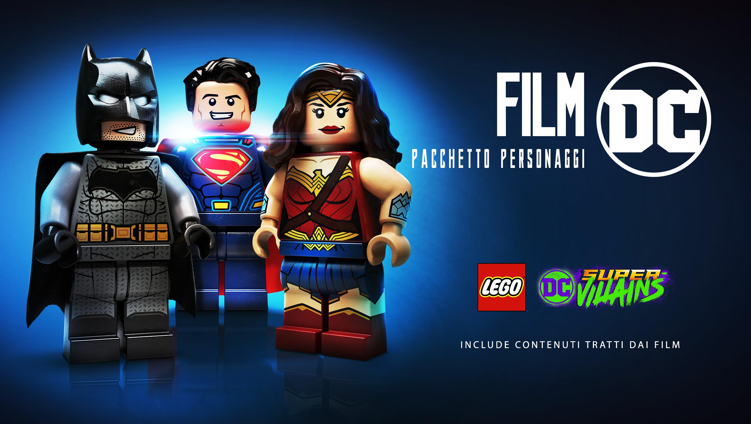 LEGODC Super-Villains: arrivato il pacchetto personaggi DC Movie thumbnail
